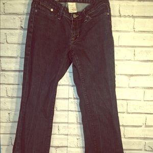 {Banana Republic} jeans